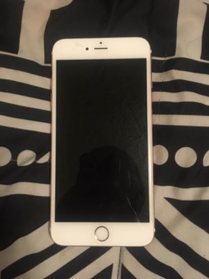 iPhone 6s Plus Rose Gold for Sale in Columbus, OH