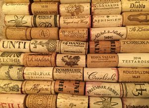 100 Used Wine Corks Great for crafting for Sale in Miami, FL