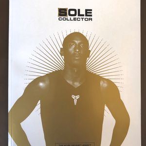 Kobe Bryant Legacy - Sole Collector Magazine - #24 Los Angeles Lakers for Sale in Santa Maria, CA