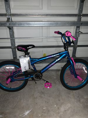 "Girls Kent 20"" Trouble BMX Bike, Aqua for Sale in DeBary, FL"