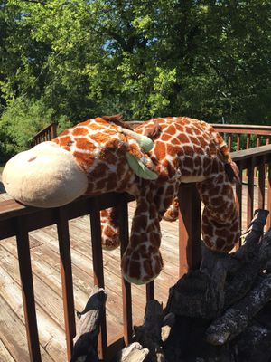 2 SOFT STUFFED GIRAFFES AVAILABLE 🦒🦒 for Sale in Nashville, TN