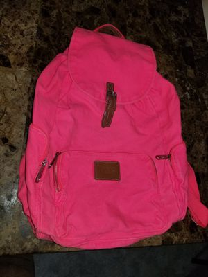 PINK backpack for Sale in Chicago, IL
