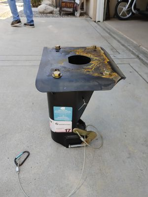 Camco gooseneck trailer adapter for Sale in Yorba Linda, CA