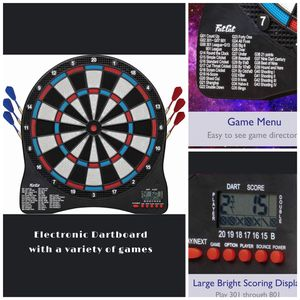 Electric gaming board with 20+games for Sale in Port St. Lucie, FL