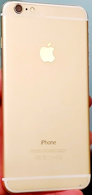 BIG IPHONE 6PLUS FOR TMOBILE AND METRO ONLY GOOD CONDITION WITH CHARGER AND NEW PROTECTOR CASE for Sale in Atlanta, GA