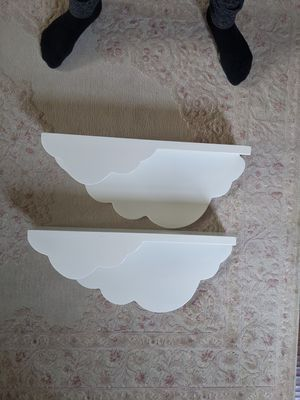 Cloud wall shelves for Sale in Columbus, OH