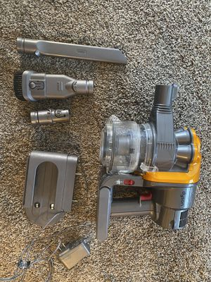 Dyson cordless handheld vacuum for Sale in Grover Beach, CA