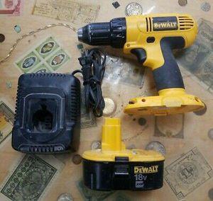 DeWalt 18v Cordless Power Drill for Sale in Lexington, KY