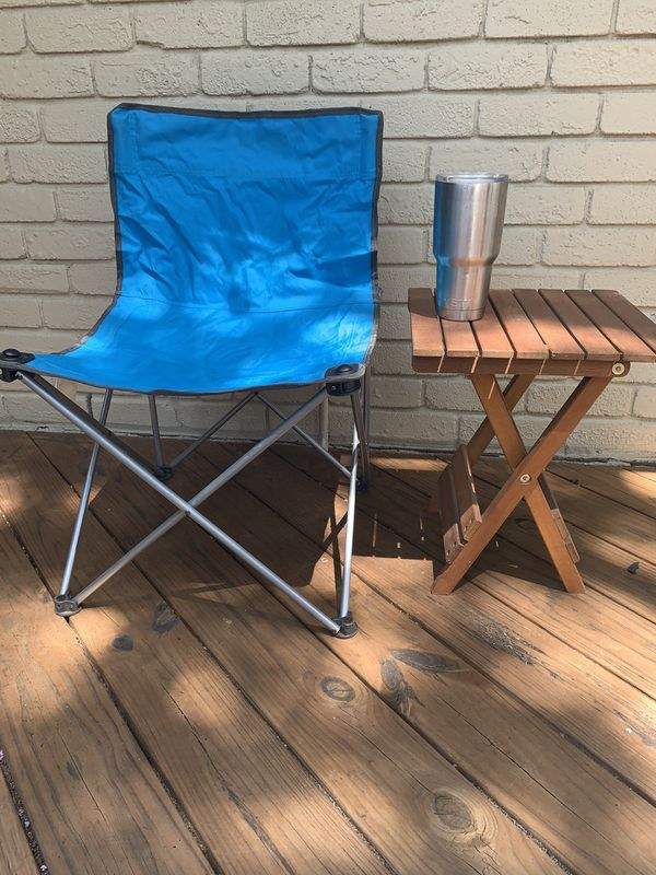 Small Camping Chair