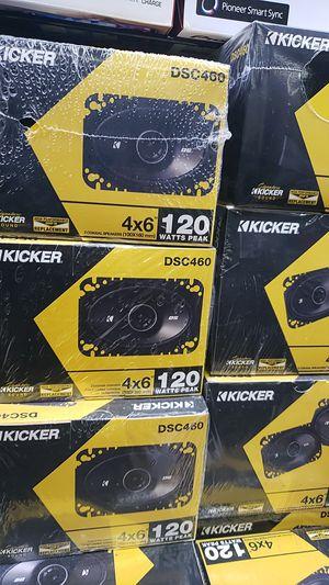 KICKER car speakers for Sale in Chula Vista, CA