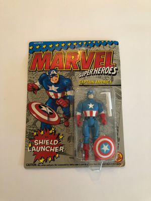 Captain America Action Figure for Sale in Oceanside, CA