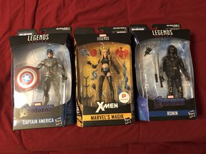 Marvel legends Captain America magik Ronin for Sale in French Camp, CA