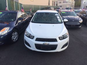 2012 Chevy Sonic-110K Miles for Sale in Kearny, NJ