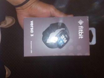 Fitbit Versa 3 for Sale in Pico Rivera,  CA