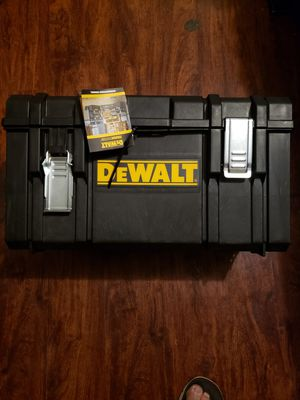 Dewalt tool box brand new for Sale in Austin, TX