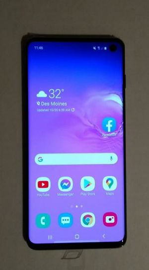 Samsung Galaxy S10 for Sale in Pleasant Hill, IA