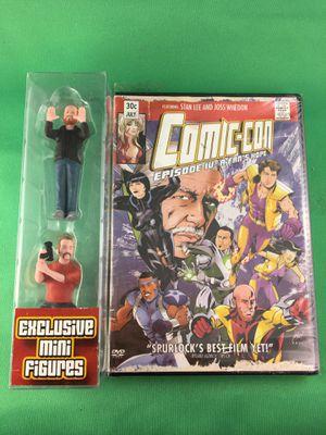 Comic Con DVD for Sale in Los Angeles, CA