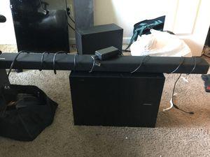 samsung K650 soundbar + subwoofer for Sale in Clackamas, OR