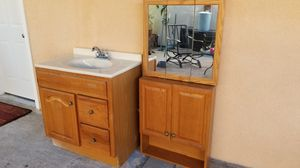 "Bathroom vanity set 30"" bundle for Sale in Norwalk, CA"