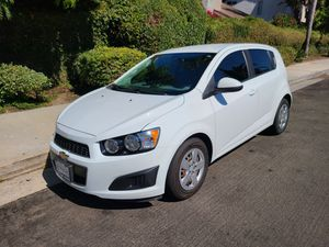 2016 chevy sonic LS, clean title, low miles, car sale for Sale in San Pedro, CA