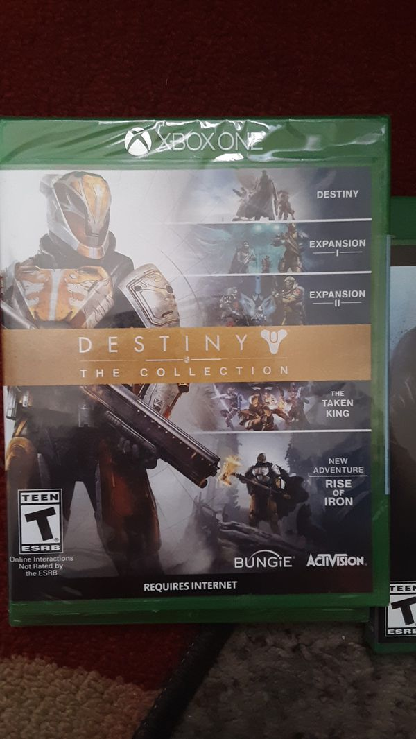 Destiny The Collection Xbox One