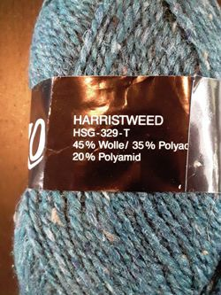Harris Tweed Wood Yarn for Sale in Ocean Shores,  WA