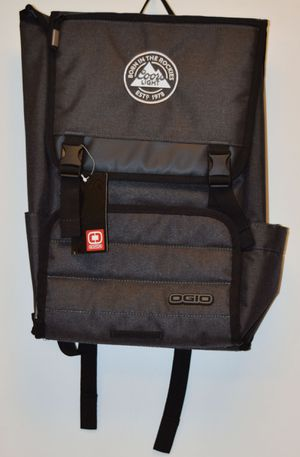 Ogio Laptop Backpack w/ Coors Light Logo for Sale in Tulalip, WA