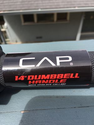 """Weights dumbbells 14"""" for Sale in Aptos, CA"""