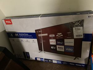 55 inch TCL (Brand New) for Sale in Atlanta, GA