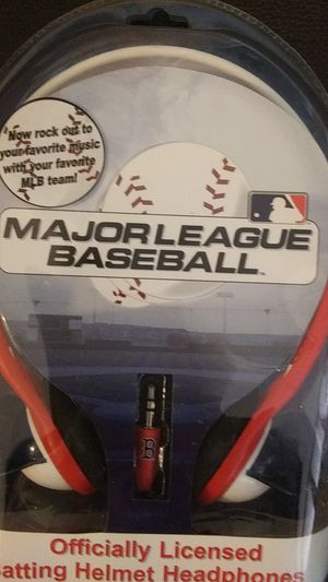 Officially Licensed Batting Helmet Headphones for Sale in Denver, CO
