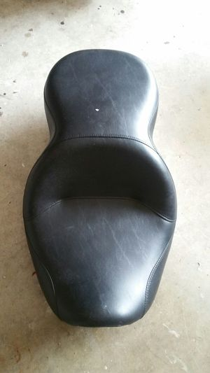 Harley Davidson Motorcycle Seat Leather for Sale in Pflugerville, TX