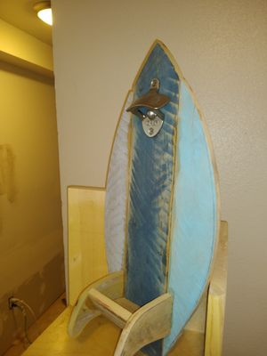 Surfboard bottle opener for Sale in Affton, MO