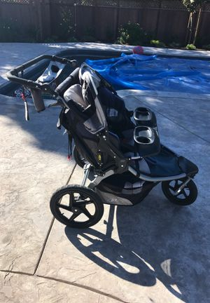 Bob double jogging stroller for Sale in Foster City, CA
