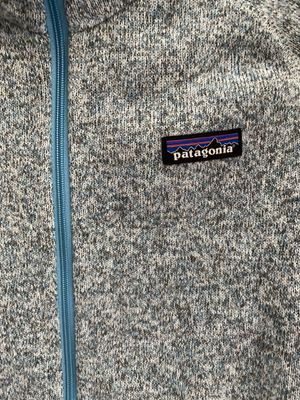 Women's Blue Patagonia Fleece Jacket for Sale in Media, PA