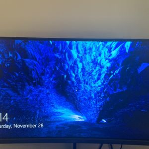 Spectre Curve Monitor 144 Hz 2 HDMI 1 DP for Sale in Whittier, CA