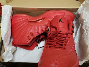 Jordan 12 size 10 only $190 for Sale in Boston, MA