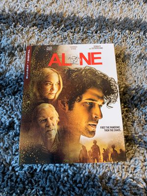 Alone Blu-ray for Sale in Palmdale, CA