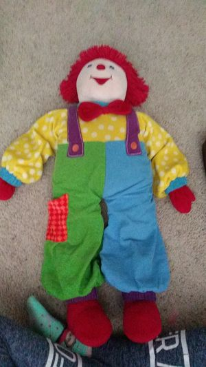 Gymboree clown for Sale in Salt Lake City, UT