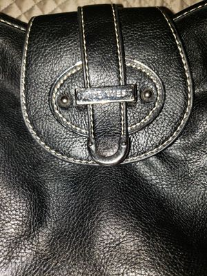 Nine west black purse for Sale in Charlottesville, VA