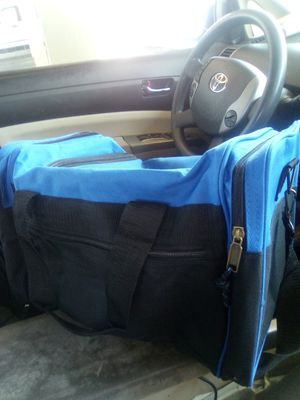 Small Blue Duffle Bag for Sale in Las Vegas, NV