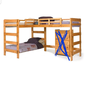 3 person bunk for Sale in Fort Washington, MD