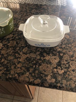 Pyrex and Corning Ware open box new for Sale in Moreno Valley, CA