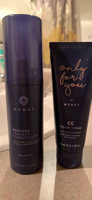 Monat leave in conditioners for Sale in Missoula, MT