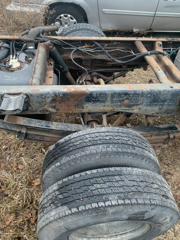 02 Chevy 3500 for parts