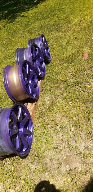 Rims 17x8.25 universales for Sale in Annandale, VA