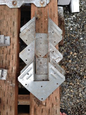 Pending pickup--- Free - Misc Building Hardware for Sale in Bonney Lake, WA