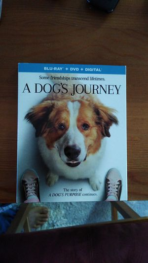 A Dog's Journey Dvd for Sale in Bellevue, WA