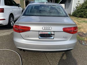 2013 Audi A4 LOW MILES for Sale in Auburn, WA
