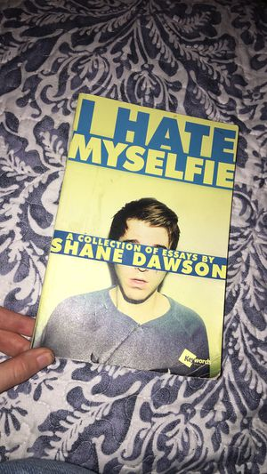 """I Hate Myselfie"" by Shane Dawson Signed Copy for Sale in Payson, AZ"
