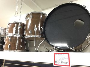 70s Ludwig 3 ply 4 Piece Drum Set for Sale in Bellevue, WA